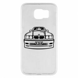 Чехол для Samsung S6 BMW E34