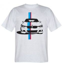 Мужская футболка BMW F30 - FatLine