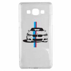 Чехол для Samsung A5 2015 BMW F30 - FatLine