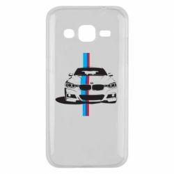 Чехол для Samsung J2 2015 BMW F30 - FatLine