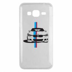 Чехол для Samsung J3 2016 BMW F30 - FatLine