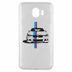 Чехол для Samsung J4 BMW F30 - FatLine