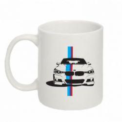 Кружка 320ml BMW F30 - FatLine