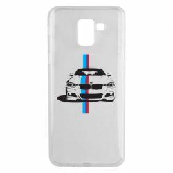 Чехол для Samsung J6 BMW F30 - FatLine