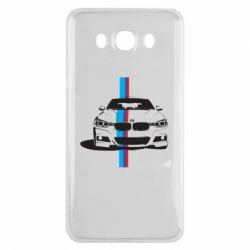 Чехол для Samsung J7 2016 BMW F30 - FatLine