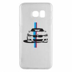 Чехол для Samsung S6 EDGE BMW F30 - FatLine
