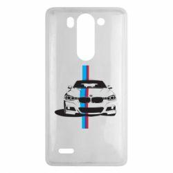 Чехол для LG G3 mini/G3s BMW F30 - FatLine