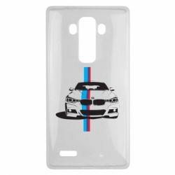 Чехол для LG G4 BMW F30 - FatLine