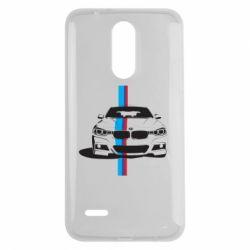 Чехол для LG K7 2017 BMW F30 - FatLine