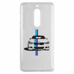 Чехол для Nokia 5 BMW F30 - FatLine