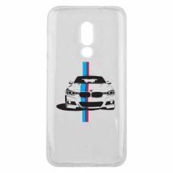 Чехол для Meizu 16 BMW F30 - FatLine