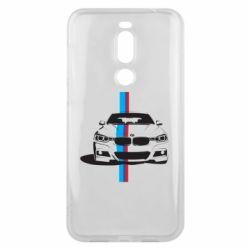 Чехол для Meizu X8 BMW F30 - FatLine