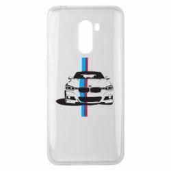 Чехол для Xiaomi Pocophone F1 BMW F30 - FatLine