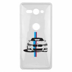Чехол для Sony Xperia XZ2 Compact BMW F30 - FatLine