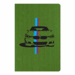 Блокнот А5 BMW F30 - FatLine