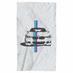Полотенце BMW F30 - FatLine
