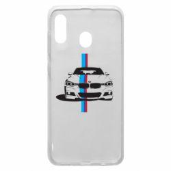 Чехол для Samsung A20 BMW F30