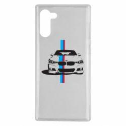 Чехол для Samsung Note 10 BMW F30