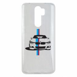 Чехол для Xiaomi Redmi Note 8 Pro BMW F30