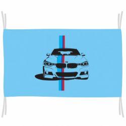 Флаг BMW F30