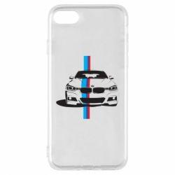 Чехол для iPhone 7 BMW F30 - FatLine