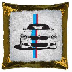 Подушка-хамелеон BMW F30