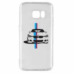Чехол для Samsung S7 BMW F30 - FatLine