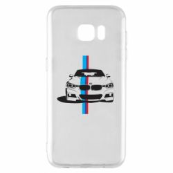 Чехол для Samsung S7 EDGE BMW F30 - FatLine