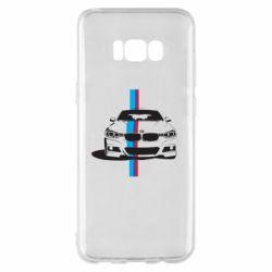 Чехол для Samsung S8+ BMW F30 - FatLine