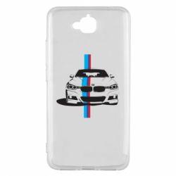 Чехол для Huawei Y6 Pro BMW F30 - FatLine