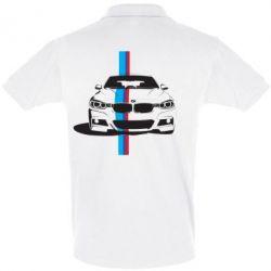 Купить Футболка Поло BMW F30, FatLine