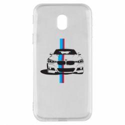 Чехол для Samsung J3 2017 BMW F30 - FatLine