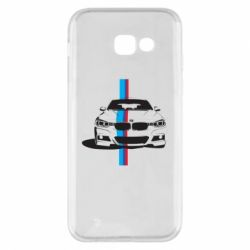 Чехол для Samsung A5 2017 BMW F30 - FatLine