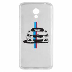 Чехол для Meizu M5c BMW F30 - FatLine