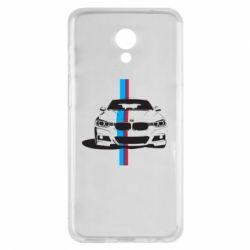 Чехол для Meizu M6s BMW F30 - FatLine