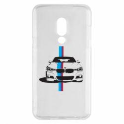 Чехол для Meizu 15 BMW F30 - FatLine