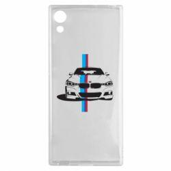 Чехол для Sony Xperia XA1 BMW F30 - FatLine