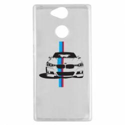 Чехол для Sony Xperia XA2 BMW F30 - FatLine
