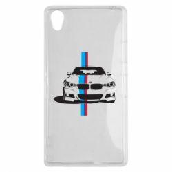 Чехол для Sony Xperia Z1 BMW F30 - FatLine