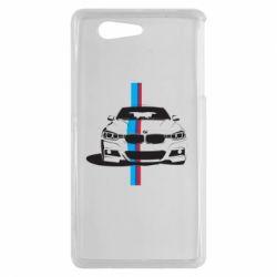 Чехол для Sony Xperia Z3 mini BMW F30 - FatLine