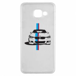 Чехол для Samsung A3 2016 BMW F30 - FatLine