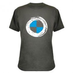 Камуфляжная футболка BMW Graffity