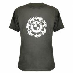 Камуфляжна футболка BMW in the circle of fire
