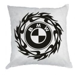Подушка BMW in the circle of fire