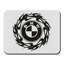 Килимок для миші BMW in the circle of fire