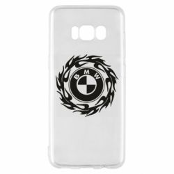 Чохол для Samsung S8 BMW in the circle of fire