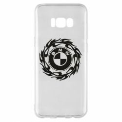 Чохол для Samsung S8+ BMW in the circle of fire