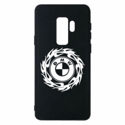 Чохол для Samsung S9+ BMW in the circle of fire