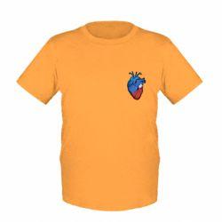 Детская футболка BMW in the heart