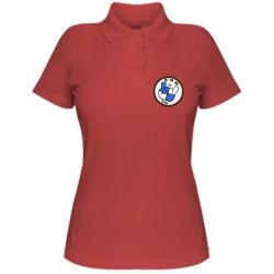 Женская футболка поло BMW is Life - FatLine